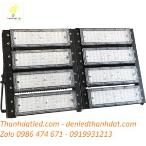 đèn pha led 600w module philips