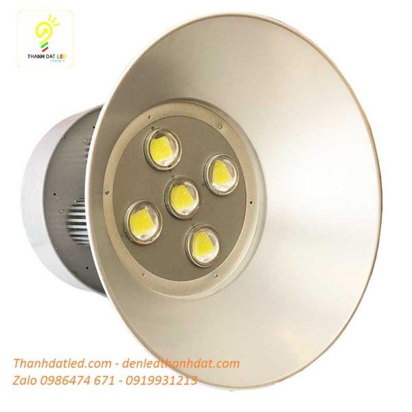 đèn led nhà xưởng 250w