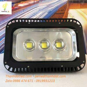 đèn pha led 150w thấu kính