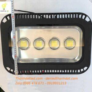 Đèn pha led 200w thấu kính