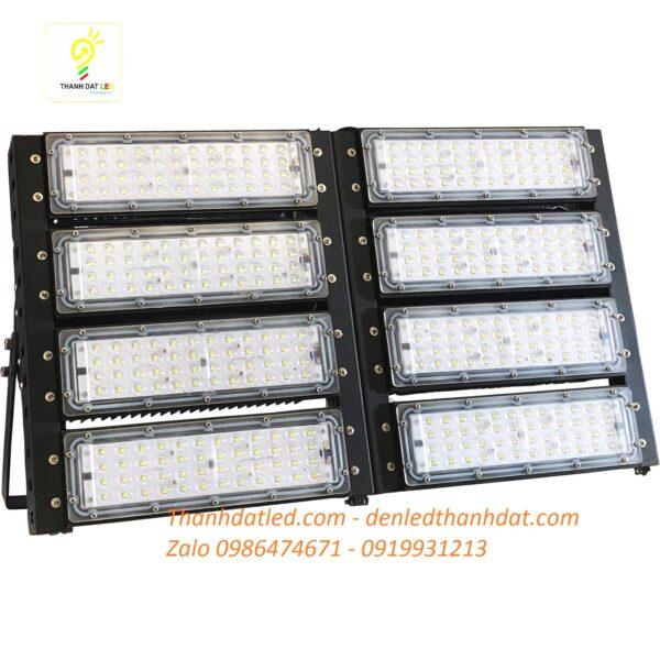 Đèn pha led module 400w philips tennis