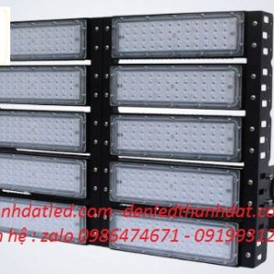 Đèn pha led module 500w Philips