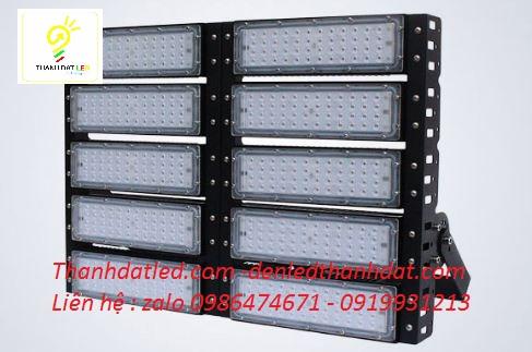Đèn pha led module 500w Philips
