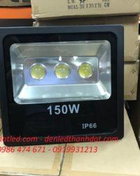 đèn pha led công trình 150w