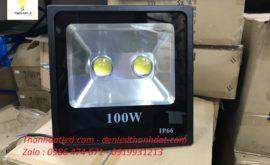 đèn pha led công trường 100w