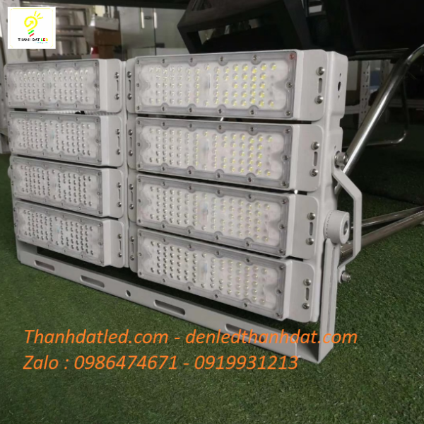 đèn pha led module 400w