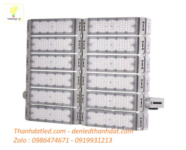 đèn pha led 600w philips