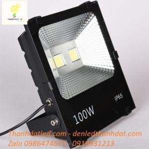 đèn pha led 100w ip66