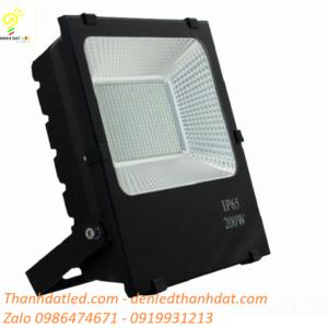 đèn pha led 200 ip66