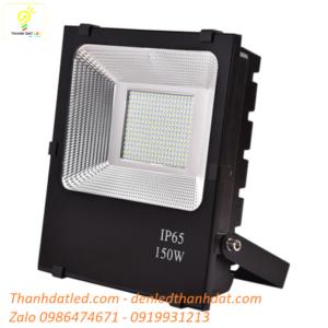 đèn pha led 150w smd