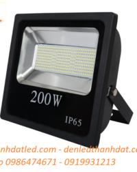 đèn pha led 200w