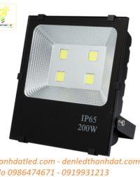 đèn pha led 200w ip66