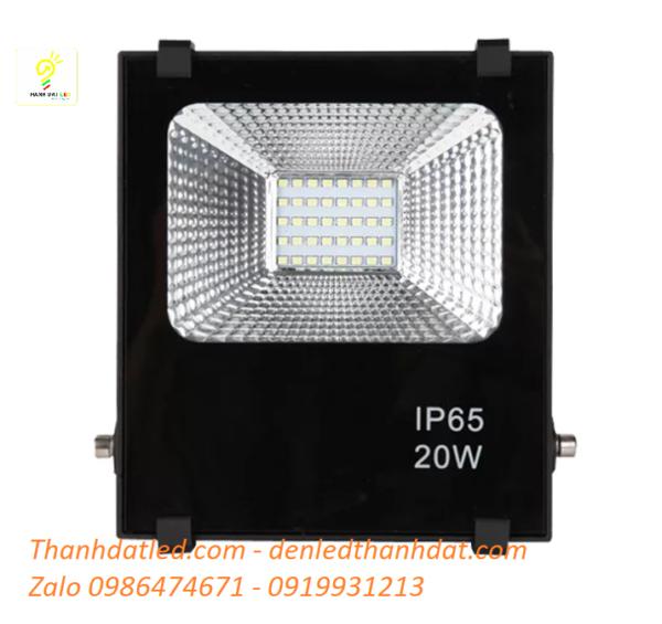 đèn pha led 20w ip66