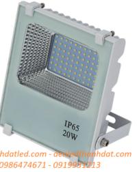 đèn pha led 20w ip 66