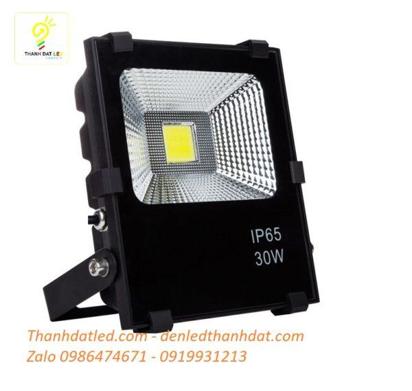 đèn pha led 30w ip66