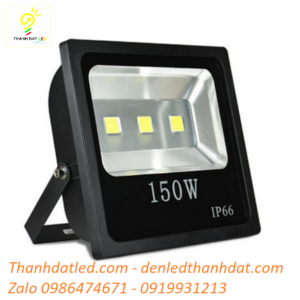 đèn pha led ngoài trời 150w ip66