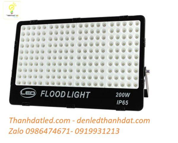 đèn pha led 200w ip65 tổ ong