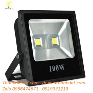 đèn pha led 100w