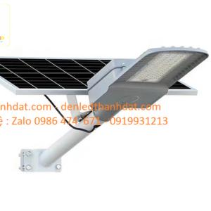 đèn đường năng lượng mặt trời 40w nhôm đúc cao cấp