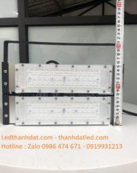 đèn pha led 100w philips module cao cấp