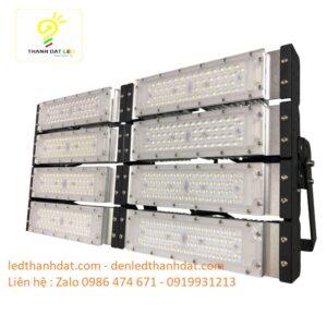 đèn pha led 400w philips module cao cấp
