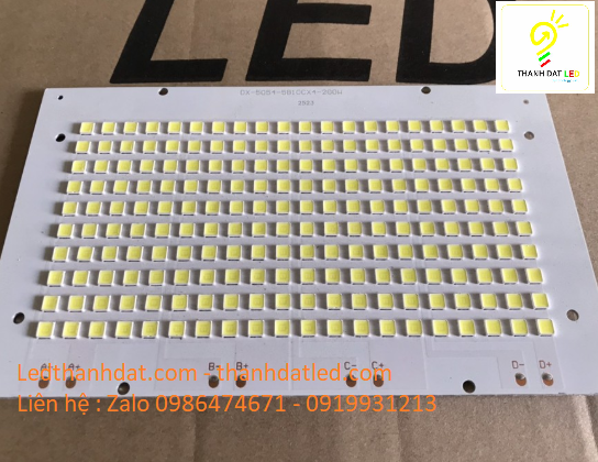 chíp đèn pha led 200w smd 5054