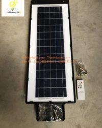 đèn đường năng lượng mặt trời liền thể 120w 90w
