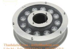 đèn âm nước bánh xe 12w