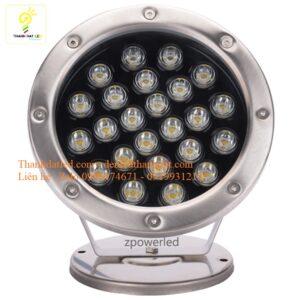 đèn led âm nước 36w Ip68