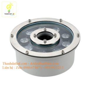 đèn led âm nước bánh xe 6w 9w 12w 18w