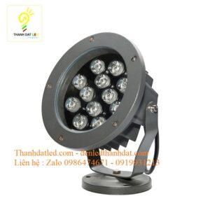 đèn led chiếu cây 6w