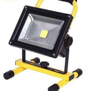 đèn pha tích điện 50w