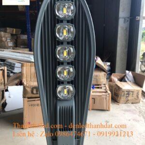 đèn đường led lá 250w