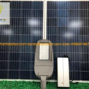đèn đường năng lượng mặt trời 100w cao cấp VS