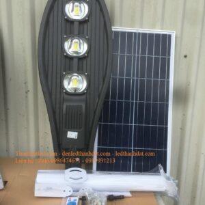 Đèn năng lượng mặt trời 150w lá TD04