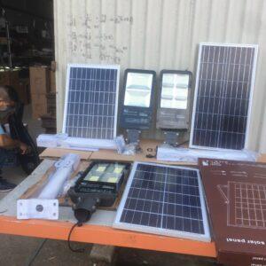 Đèn năng lượng mặt trời 120w TD05