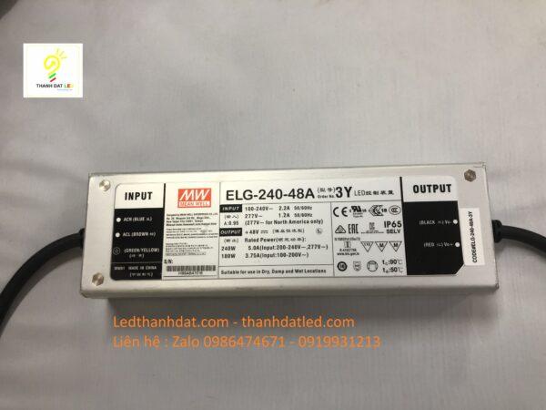nguồn đèn led driver 240w