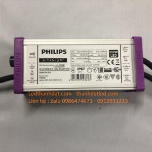 nguồn philips 100w đèn led