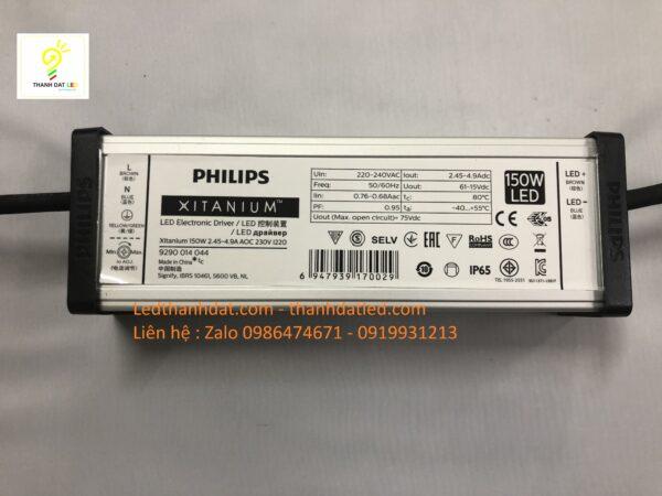 nguồn philips xitanium 150w driver