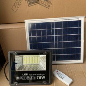 Đèn năng lượng mặt trời 75w