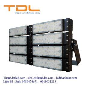 đèn led pha module 400w l1