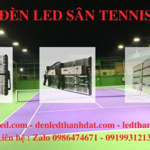 đèn led sân tennis 400w module